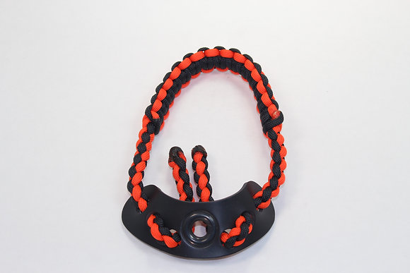 Black/ Neon Orange Supreme Wrist Sling