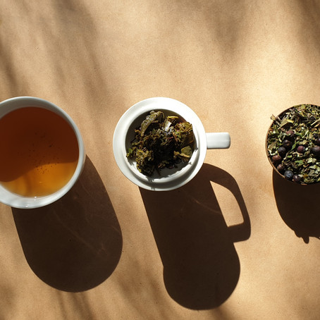 Green Tea's Journey to Your Teacup