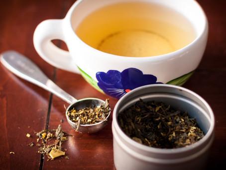 The Origin of White Tea