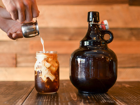 COLD BREW NOT JUST FOR COFFEE, TEA ALSO COOL