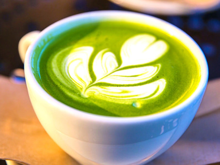 WHAT MAKES MATCHA SO MAGICAL?
