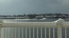 Clarity through the snowflakes