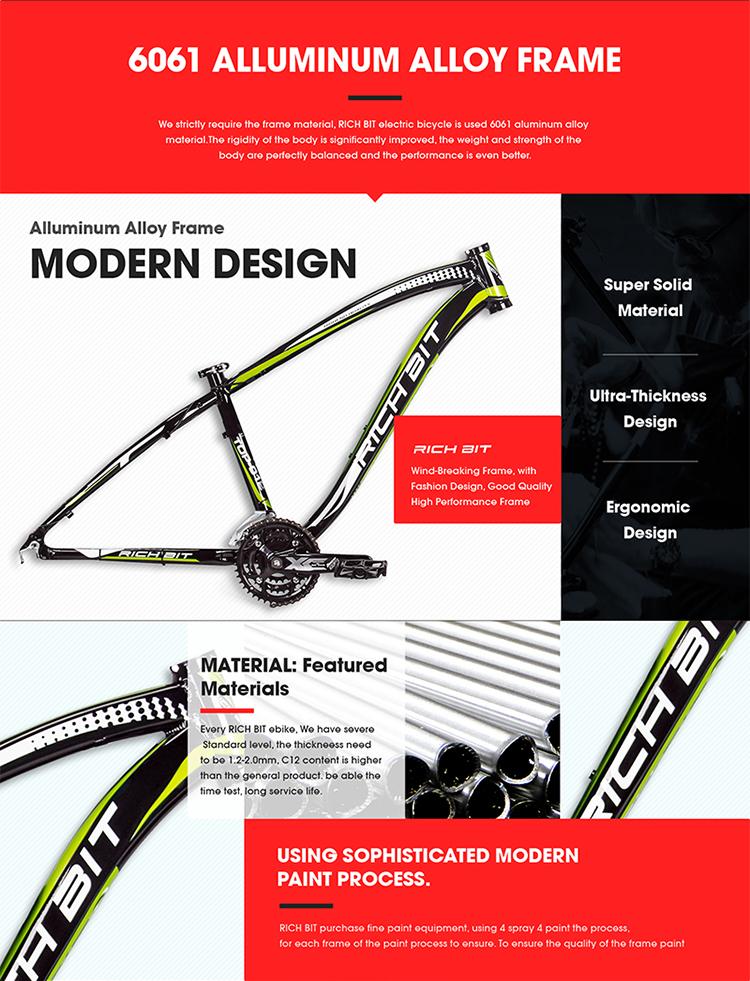 electric fat bike modern design