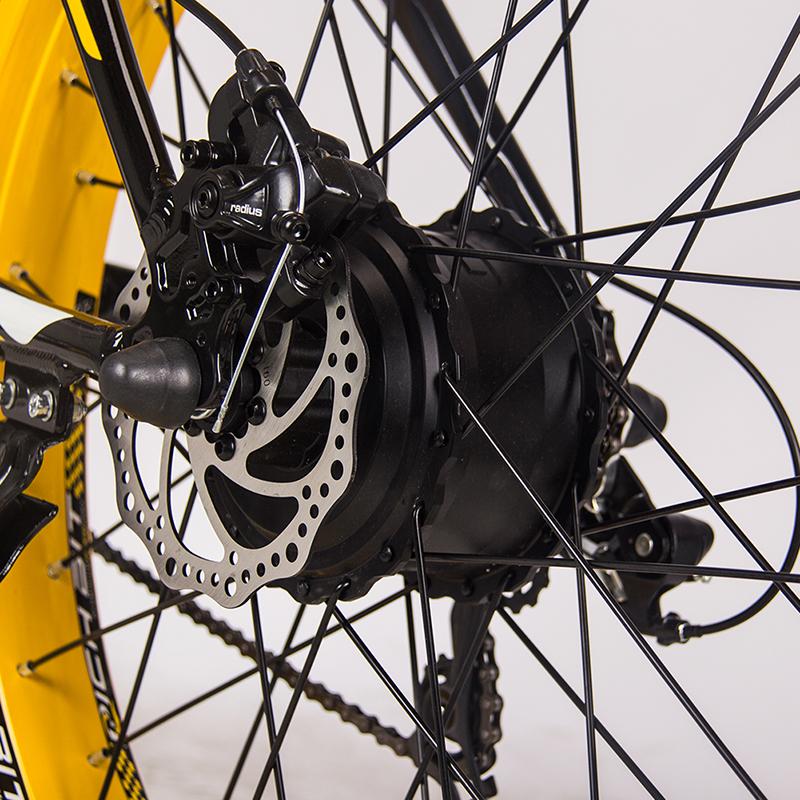 Richbit eMTB brakes