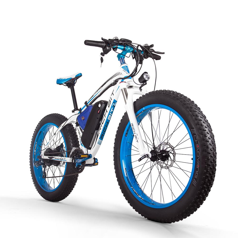 electric fat bike