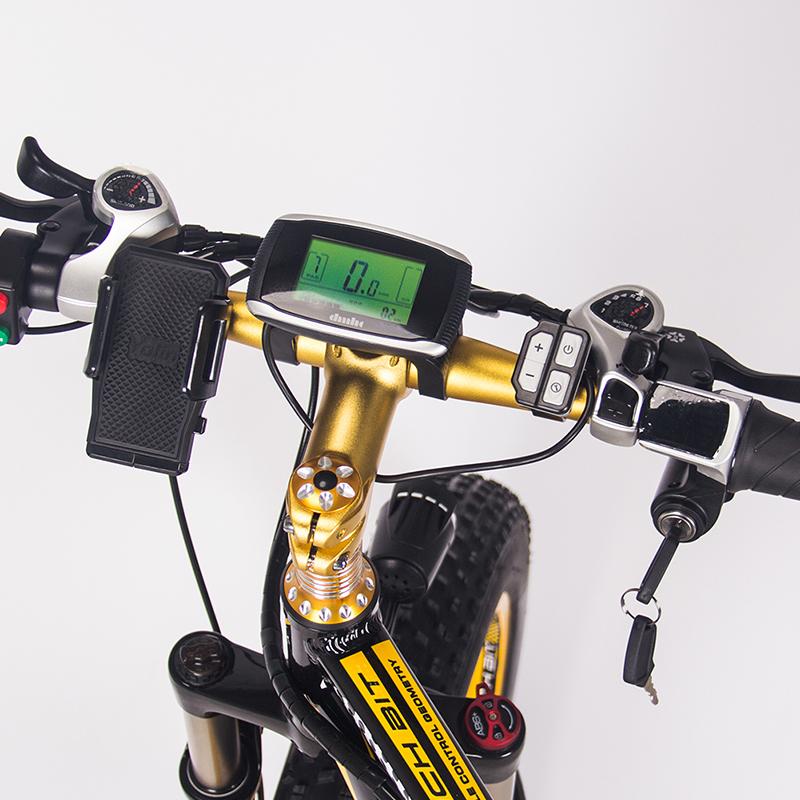 Ebike controls