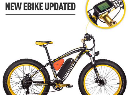 Fat E Bike assembly and guide