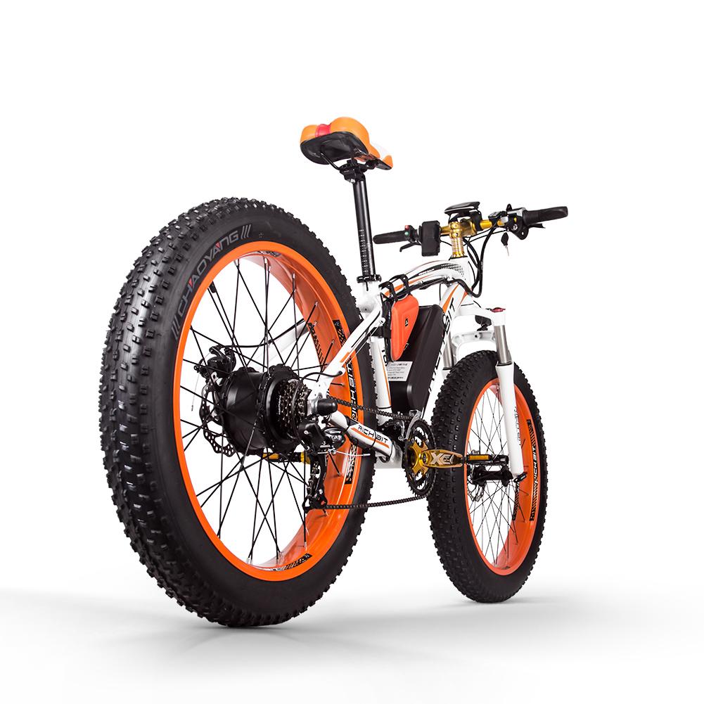 electric fat bike RichBit