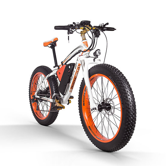 Limited June Pre-order: Rich Bit Mountain Ebike with Fat Tires