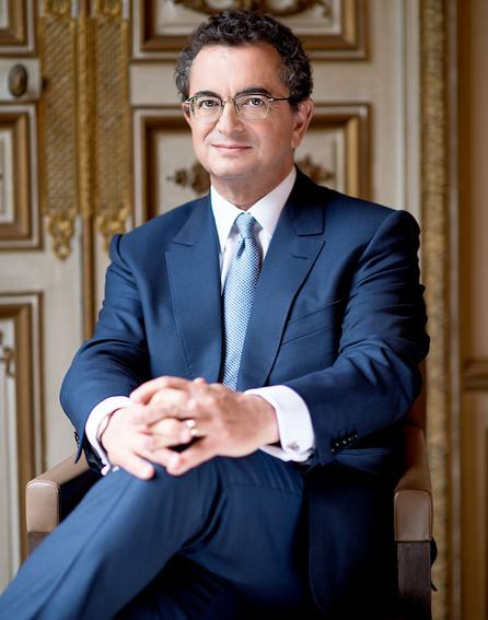 Bernard Gautier, executive Wendel Group 2017