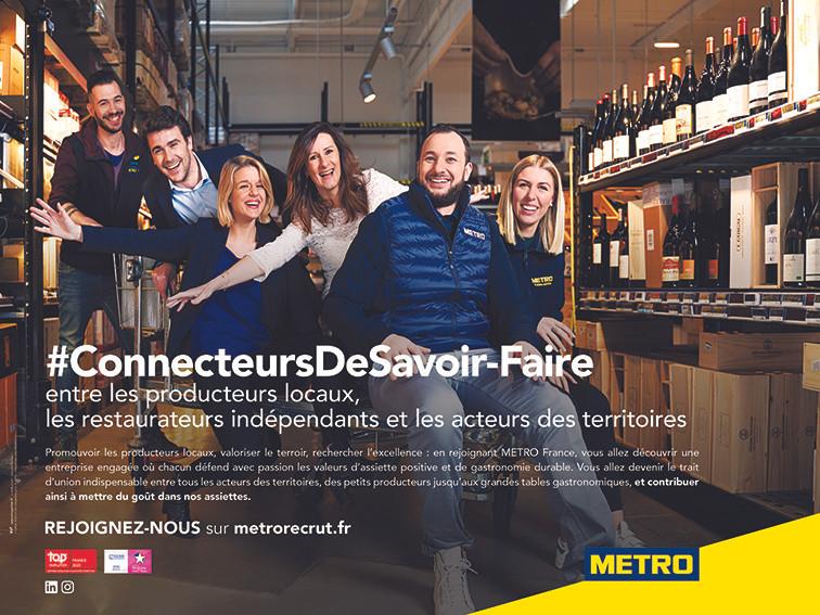 Metro,  recruitment campaign