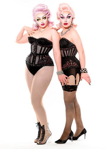 Cookie and Cherry Kunty