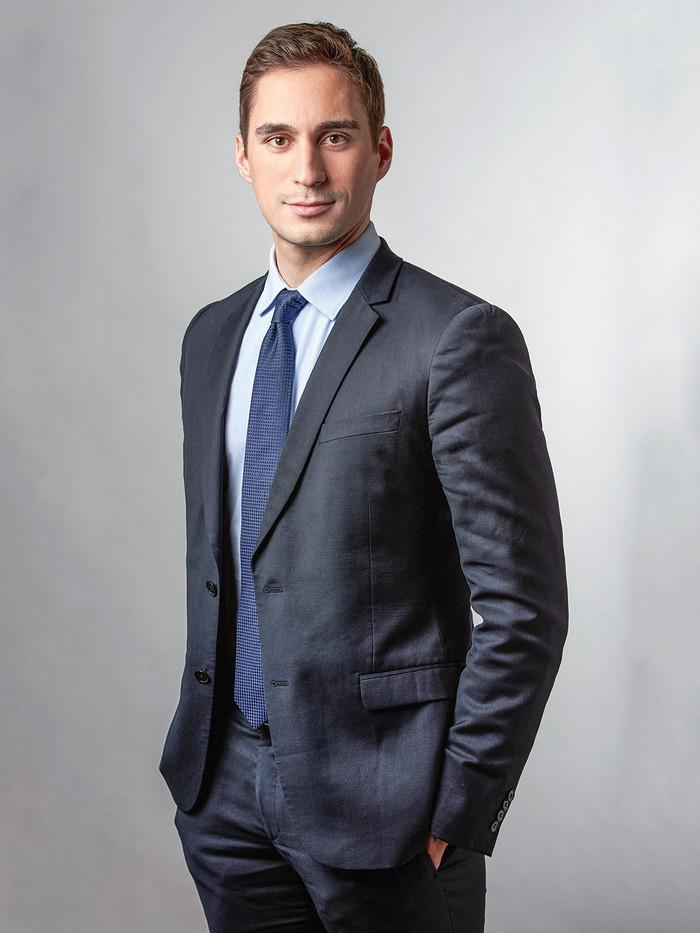 Raphael Michonneau, Wendel Group 2017