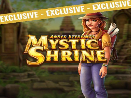 Exclusive Game: Amber Sterlings Mystic Shrine