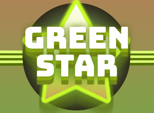 Collect your stars in Pafs new game Green Star