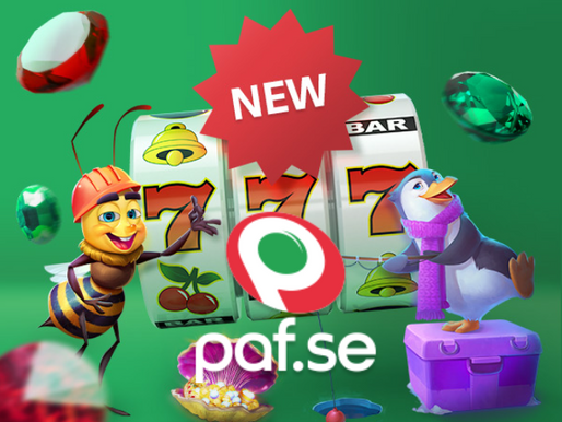 New Paf.se - an effortless experience for your players
