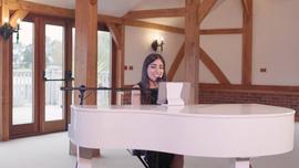 Carolina Garcia-Cox - White Baby Grand S