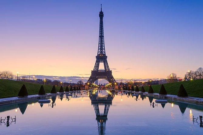 Tour Eiffel z Blue-travel.pl
