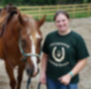Therapeutic horseback riding program Greenfield Indiana Horsepowered Learning Services