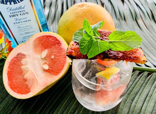 Bombay Brule Cocktail