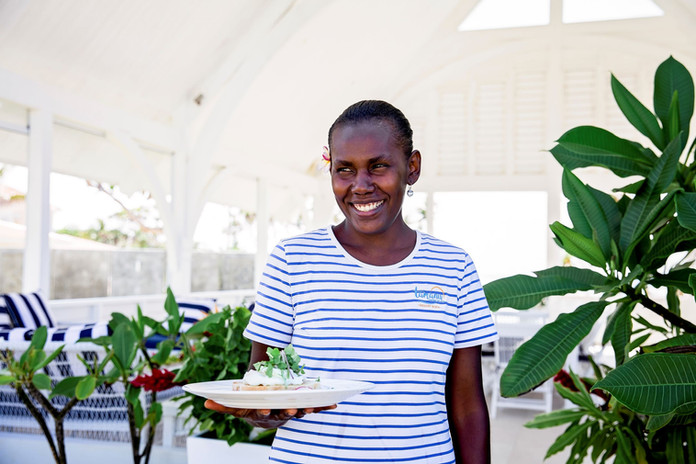 Service with a smile at Tamanu on the Beach.jpg