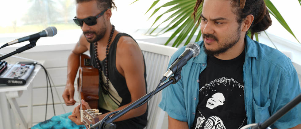Live Music at Tamanu