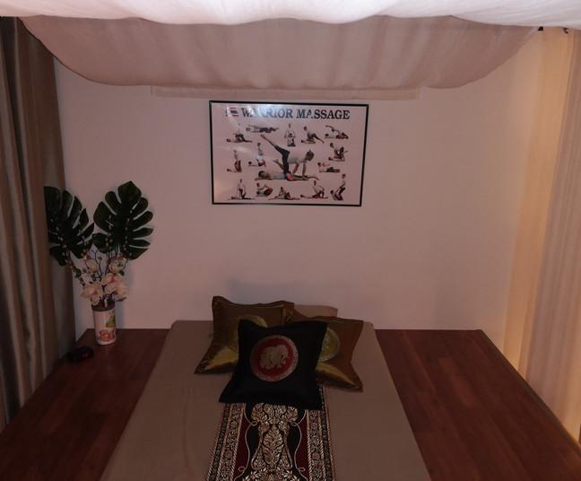 Bed room | Thai warrior massage room