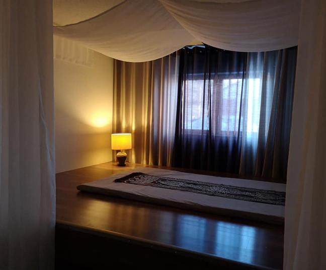 Bedroom | Advanced Medical Thai Massage Room