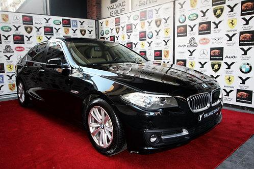 YALVAÇ GRUP FARKIYLA ''BMW 5.20İ PREMIUM HATASIZ BAYİ ÇIKIŞLI''