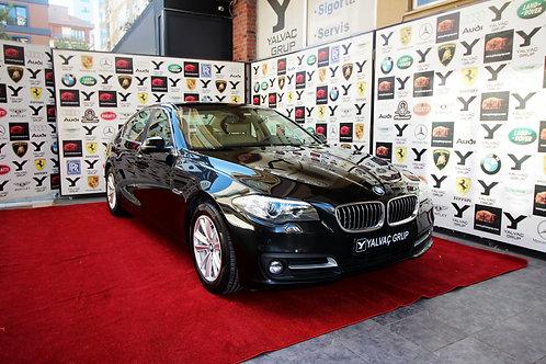 YALVAÇ GRUP FARKIYLA 2014 MODEL BMW 5.25 XDRIVE COMFORT HATASIZ