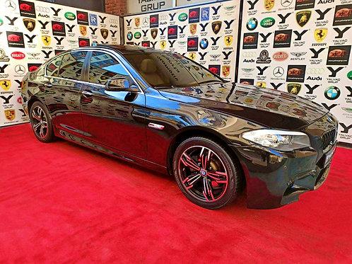 YG FARKIYLA ''2013 BMW 5.20D M GÖRÜNÜMLÜ COMFORT HATASIZ ''