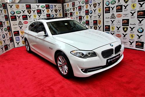 YALVAÇ GRUP FARKIYLA '' 2012 BMW 5.20d COMFORT HATASIZ BAYİ ''
