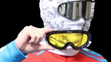 미세먼지 자외선으로 부터 철벽방어 고글 마스크