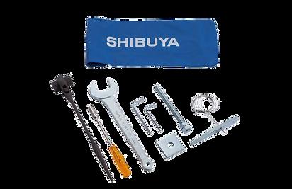 Standard tool kit TS-403 SHIBUYA Core drill- R2231