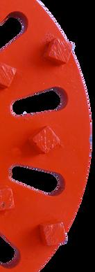 RIPPER grinding disc segment