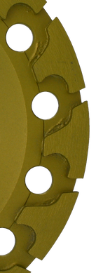 T-Fine Deco disc segment