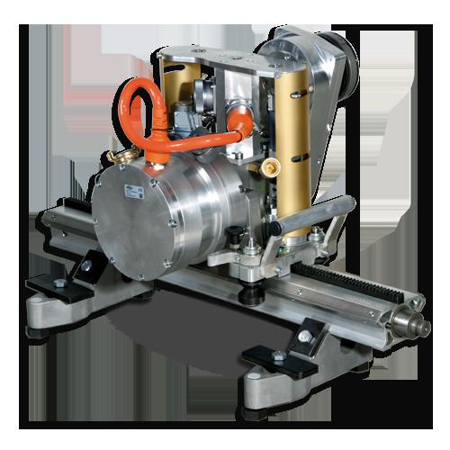 Cedima WS-296 motor 2