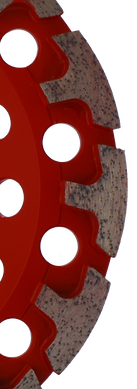 T-Medium Deco disc segment