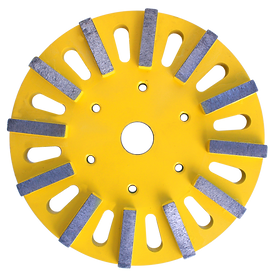 STRAIGHT grinding disc