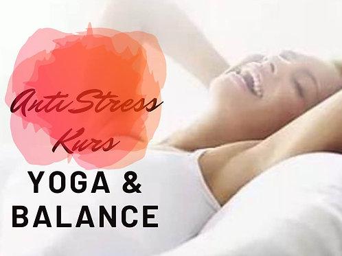 VIP - ANTI STRESS KURS & 1:1 Coaching