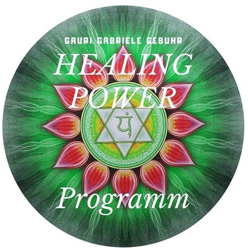 HEALING POWER PROGRAMM