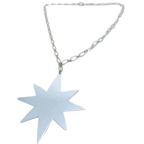 Collar Star 8 puntas