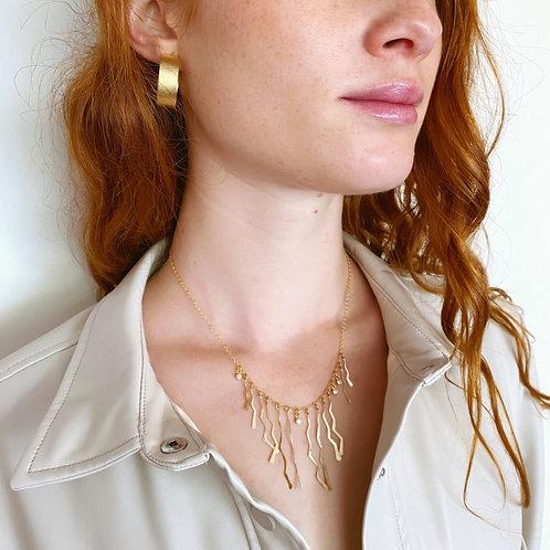 Collar Palitos Oro