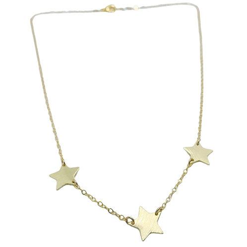 Collar Tres Star