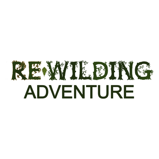 Yorkshire Graphics Log Design for Rewild