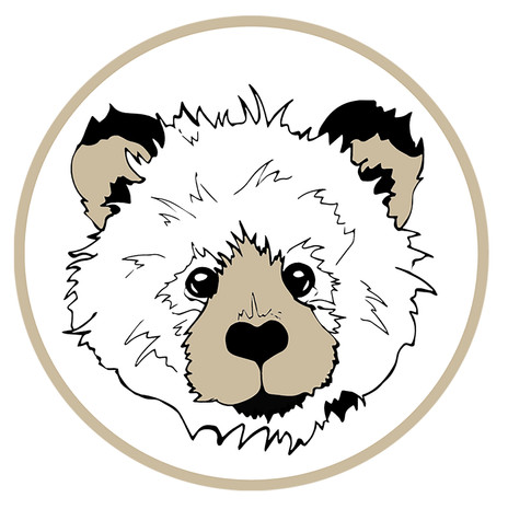 Pollington Preschool Bear Logo