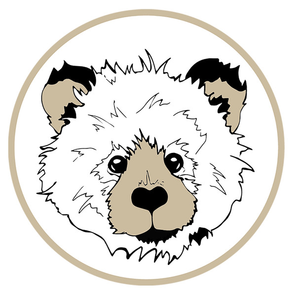 Pollington Preschool Bear Logo