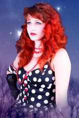 Voodoo GI Jane Played by Katie Chapman,