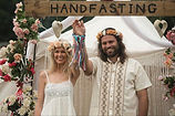 Handfasting Yorkshire Celebrant Alternative Ceremonies