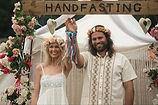 Handfasting Yorkshire Celebrant Alternative Ceremonies